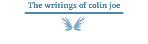 The Writing Of Colin Joe - aiazmir | blue avian